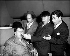 Only one short features all four Howard brothers. Curly cameos as a sleeping train passenger!