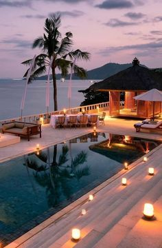 This resort in Bali! Vacation Places, Dream Vacations, Vacation Spots, Beautiful Places To Travel, Wonderful Places, Destination Voyage, Travel Aesthetic, Best Hotels, Resorts