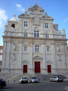 Sé Nova de Coimbra – Wikipédia, a enciclopédia livre