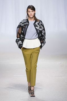 The Best Looks from New York Fashion Week: Spring 2014 - 3.1 Phillip Lim