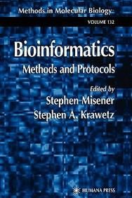 Bioinformatics Methods And Protocols (Methods In Molecular Biology) (Paper Back)