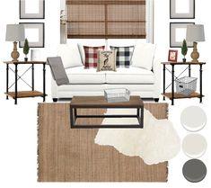 Picture It: Design Inspiration - The Wood Grain Cottage