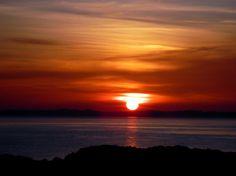 """""""East Neuk Sunset"""" by Laura McGlinn"""
