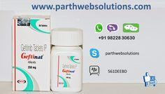 Buy Iressa 250, Geftinat (Gefitinib Tablets)