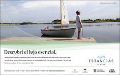 Lujo esencial en Estancias. 2010.