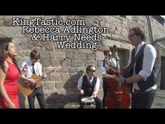 KingTastic Acoustic - Rebecca Adlington & Harry Needs Wedding - YouTube