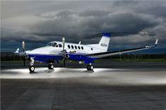 Aircraft for Sale - King Air B200, Engines on ESP Gold, BLR Winglets #new2market #bizav