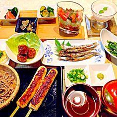 お蕎麦&きりたんぽ - 90件のもぐもぐ - 6月10日の晩御飯 by sippolove