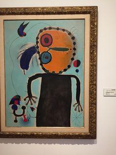 Miró no Museo Botero