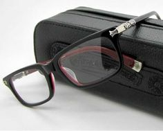 9e17a79e276e Chrome Hearts BOC Fun Black Frame Hatch Eyewear