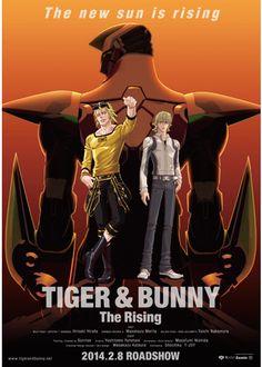 劇場版 TIGER & BUNNY -The Rising-