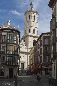 Catedral Valladolid, Castilla y León, Spain