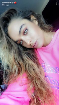 hang anyone? Sommer Ray Instagram, Bikini Outfits, Celebs, Celebrities, Models, Woman Crush, Beautiful Eyes, Pretty Face, Girl Crushes