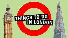 Check out our ultimate guide to 101 things to do in London. Discover the very best things to do, eat, see and visit, the best London events, attractions, restaurants and nightlife for weekend activities, day trips or lunchtime adventures.