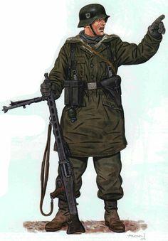 SS Panzergrenadier Das Reich - Kharkov 1943