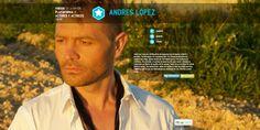 Actor ANDRÉS LÓPEZ