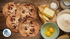 Finding the perfect cookie recipe is no different than any other scientific experimentation. This video explains how to use baking science to find the perfect chocolate chip cookie that suits your palate.