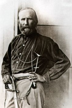 Garibaldi - Founder of Italy