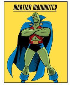 Martian Manhunter, The Martian, Storytelling, Iron Man, Superhero, Drawings, Illustration, Fictional Characters, Mars