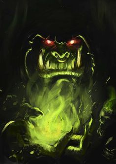 Gul'dan by DeVmarine on DeviantArt