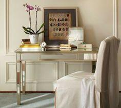 Toaletní stolky v moderním designu