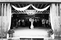 Beautiful Barn Wedding! | Arica Grace