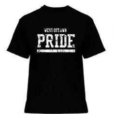 West Ottawa High School - Holland, MI | Women's T-Shirts Start at $20.97
