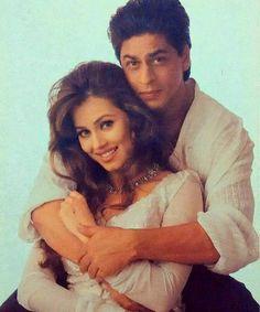 Mahima Chaudhry & Shahrukh Khan / Pardes