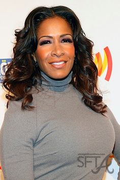 Sheree Whitfield, love her or hate her. Her hair is always an inspiration of mines.