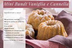Come Fare un Bundt Ricette Dolci Csaba dalla Zorza Bundt Vaniglia e Cannella