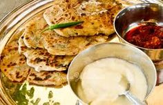 Aloo paratha is one of most famous indian breakfast allover india.