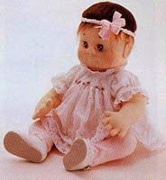 With pattern & tutorial -- Moldes de boneca de pano: bay Carolee creations