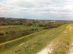 St Catherine's Hill in Winchester, Hampshire