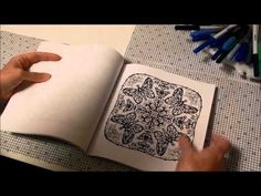 Colorings Collection Adult Coloring Book Take a Look Inside With the Art...