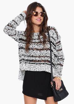 Scruff Knit Sweater