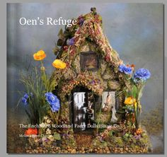 The Book-  Oen's Refuge- Fairies, True Love Found and Lost, signed. $30.00, via Etsy.