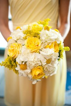 Bright Bridesmaid Bouquet