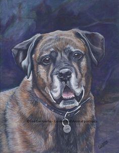 Max Acrylic on Canvas