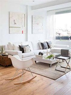 vitra - home - armchairs - rar rocking chair