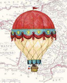 BBW Krtisty spielt mit Balloons
