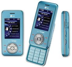 lg ice cream smart. phone of choice- blue lg chocolate lg ice cream smart