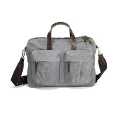 The Property of : Grey Tommy Work bag $299