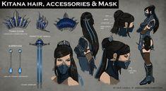 JoeRandomArt — Mortal Kombat X: Fatal Gemini Pack *FAN MADE...