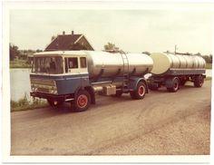 DAF 2600 Historie | Wemmers Tanktransport B.V.