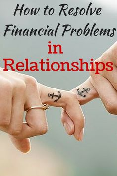 How to Resolve Financial Problems in Relationships  Financial problems in relationships can be a major source of stress in our lives. Learn how to effectively address and resolve these problems with our loved ones.