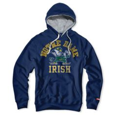 Notre Dame Fighting Irish Pullover Hoodie