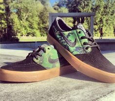 on sale 19108 12c18 Nike SB Stefan Janoski Low-Jungle Camo (Fall 2013) Preview Chaussures  Chaussures De
