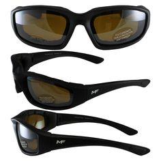 ed4822c32f Payback Black Frame Driving Mirror Lenses Ski Goggles