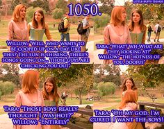 """""""I want the boys!"""" My favorite scene ever."""