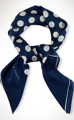 Ralph Lauren Collection Scarf | VAUNTE